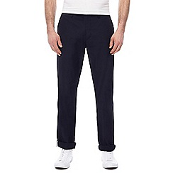 Fred Perry - Navy twill trousers