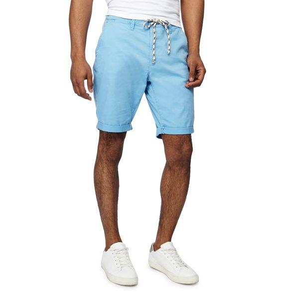 blue chino slim shorts Light fit Jacamo FZx5aSwc