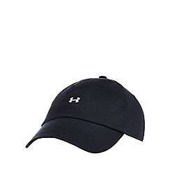 Under Armour - Black logo baseball cap