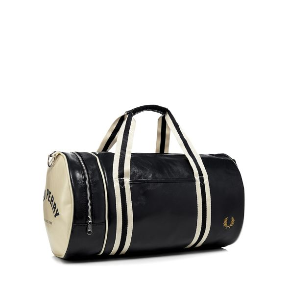 Perry barrel 'Classic' Fred bag Black Uwdvv