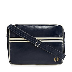Fred Perry - Navy 'Classic' shoulder bag
