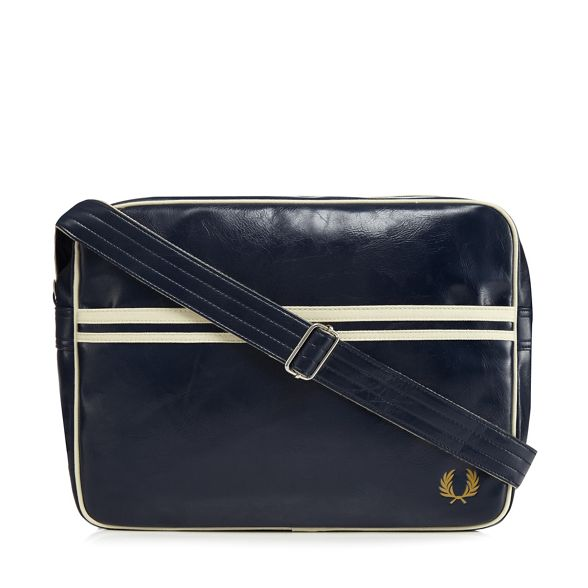 shoulder Navy bag Fred 'Classic' Perry t5815qnRxw