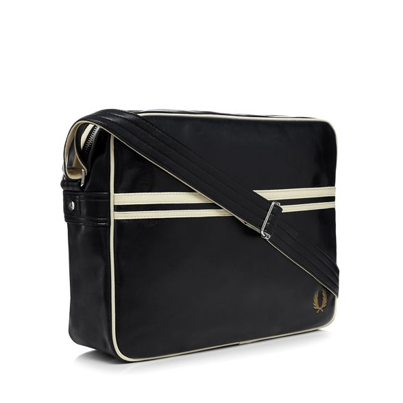 shoulder Perry bag Black 'Classic' Fred dtUpxqwq