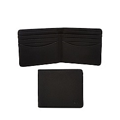 Fred Perry - Black billfold wallet