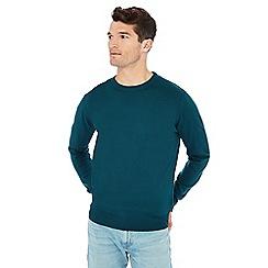 Jacamo - Dark blue crew neck jumper