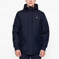 Fred Perry - Navy 'stockport' padded jacket
