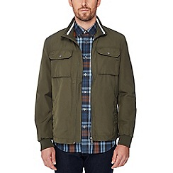 Ben Sherman - Khaki harrington jacket