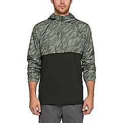 Under Armour - Green 'UA Sport style Wind Anorak' jacket