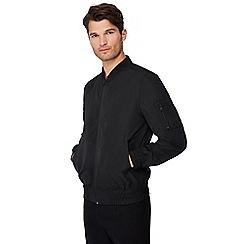 Jacamo - Black 'Mai' bomber jacket
