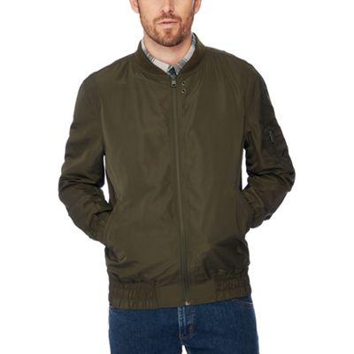 d23afa2eb Khaki 'mai' bomber jacket