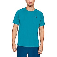 Under Armour - Blue 'UA Tech™ 2.0' short sleeve t-shirt