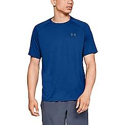 Under Armour - Bright blue 'UA Tech™ 2.0' short sleeve t-shirt