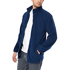 Jacamo - Navy fleece jacket