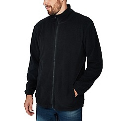 Jacamo - Black fleece jacket