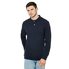 Jacamo - Navy polo shirt