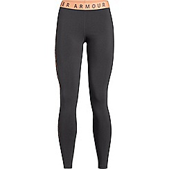 Under Armour - Grey 'UA Favourite' graphic leggings