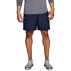 Under Armour - Navy 'UA Woven Graphic' shorts
