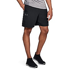Under Armour - Black 'UA Woven Graphic' shorts