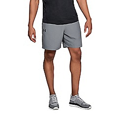 Under Armour - Grey 'UA Woven Graphic' shorts