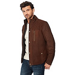 Men S Leather Jackets Debenhams