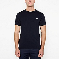 Fred Perry - Navy cotton t-shirt