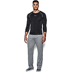 Under Armour - Black 'HeatGear®' Armour Long Sleeve T-Shirt