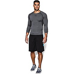Under Armour - Dark Grey 'HeatGear®' Armour Long Sleeve T-Shirt
