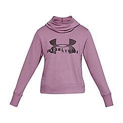 Under Armour - Purple 'Sport style' hoodie
