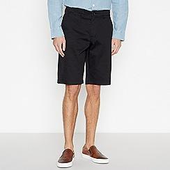 Jacamo - Black Chino Shorts