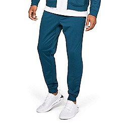 Under Armour - Bright blue 'Sport style' jogging bottoms