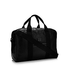 Fred Perry - Black 'Classic' holdall bag