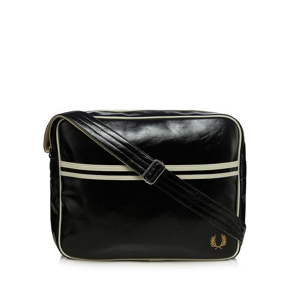 shoulder Perry bag Fred Black essential 0Zwq6BA