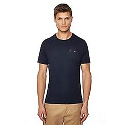 Ben Sherman - Navy chest pocket t-shirt