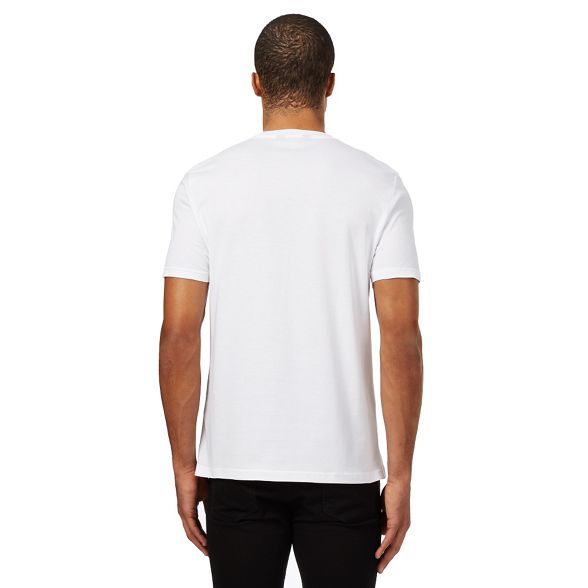 pocket t White shirt Ben Sherman nH6gwEx