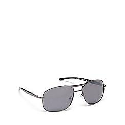 Red Herring - Grey pilot sunglasses