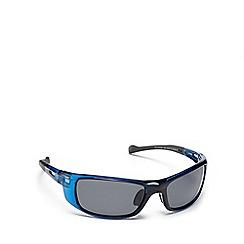 Mantaray - Grey wrap sunglasses