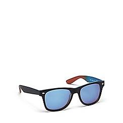 Red Herring - Blue square sunglasses