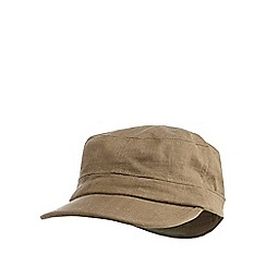 RJR.John Rocha - Khaki train driver hat