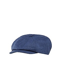Hammond & Co. by Patrick Grant - Blue paper baker boy hat