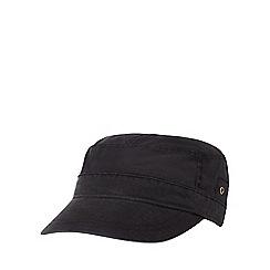 Mantaray - Black train driver hat