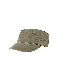 Mantaray - Khaki train driver hat
