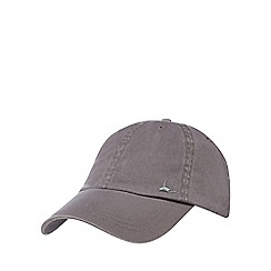 Mantaray - Dark grey baseball hat