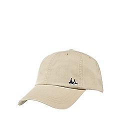 Mantaray - Dark cream baseball hat