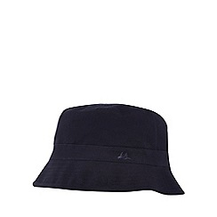 Mantaray - Navy floral print bucket hat