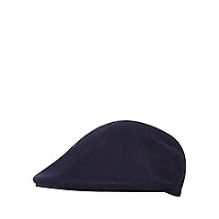 J by Jasper Conran - Navy knitted flat cap