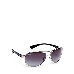 Ray-Ban - Grey aviator sunglasses
