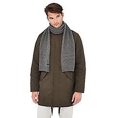 J by Jasper Conran - Grey cashmere scarf