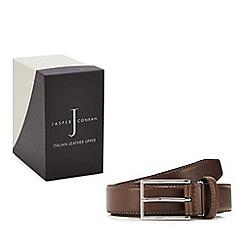 J by Jasper Conran - Tan Italian leather belt