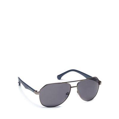 bd2ab6db10 Converse Grey plastic H015 pilot sunglasses