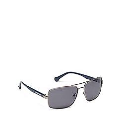 Converse - Grey plastic H014A pilot sunglasses